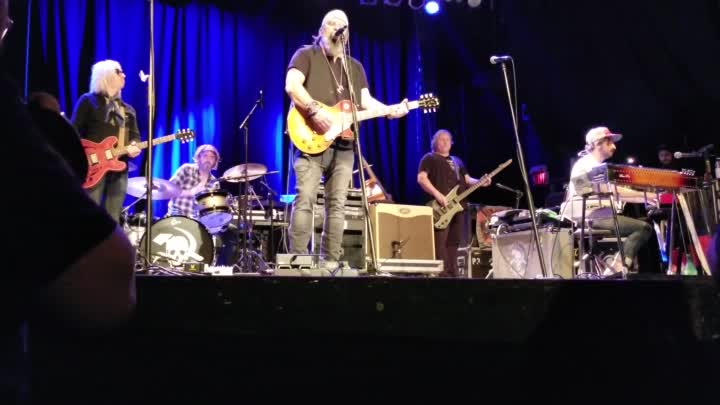 Видео: Steve Earle and the Dukes - entire Copperhead Road album live in Toronto 4K