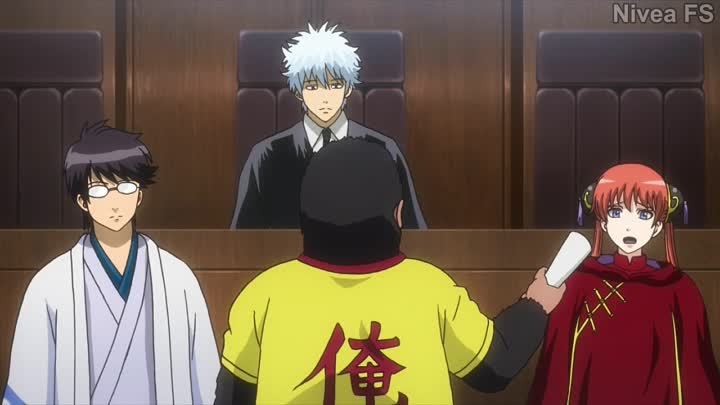 Видео: [Nivea FS] Gintama. - Shirogane no Tamashii-hen 2 Season 11 - 14 (367) END [Www.Zone-Anime.Net]