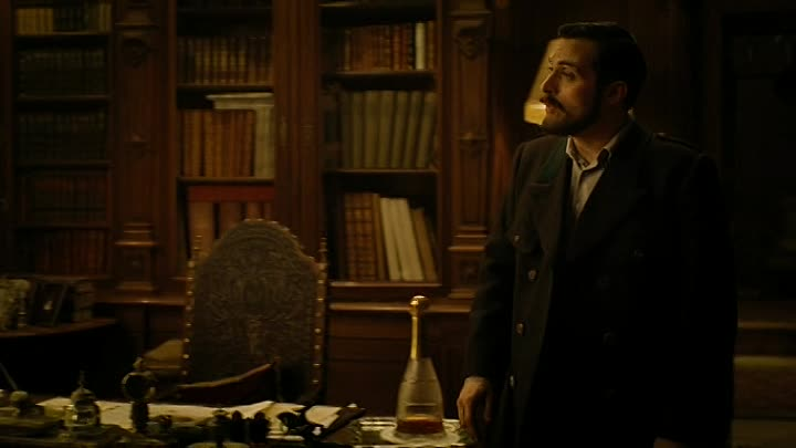 Видео: Иллюзионист - The Illusionist (BDRip)