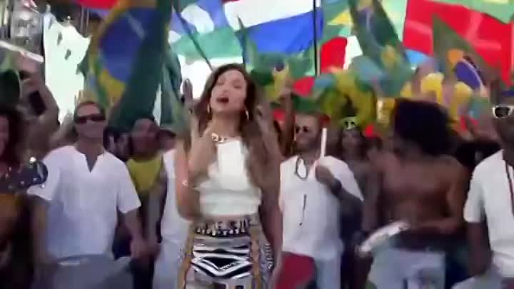 PITBULL & JENNIFER LOPEZ – WE ARE ONE (OLE OLA) (OFFICIAL 2014 FIFA WORLD CUP)