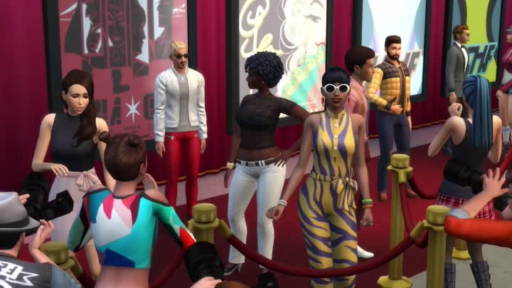 Видео: The Sims 4 Get Famous - Official Trailer ¦ PS4