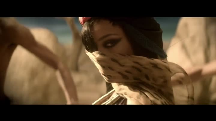 Rihanna - Where Have You Been [Music Video] 1080p [Sbyky]