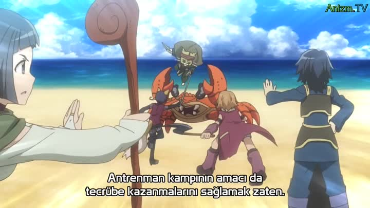 Видео: [www.Anizm.TV] Log Horizon 1. Sezon 13. Bölüm