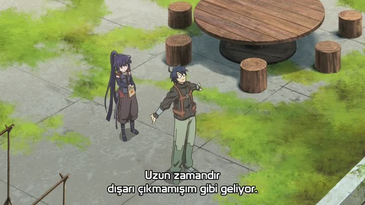 Видео: [www.Anizm.TV] Log Horizon 1. Sezon 22. Bölüm