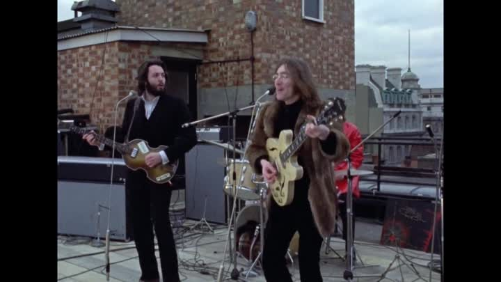 Видео: The Beatles - Don't Let Me Down