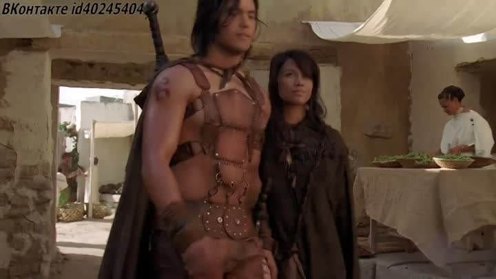 Видео: Царь скорпионов: Восхождение воина / The Scorpion King 2: Rise of a Warrior (2008)