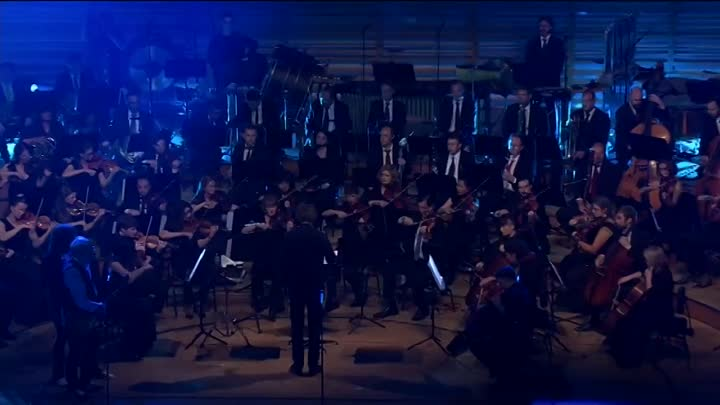 Видео: Foreigner - Double Vision (With the Symphony Orchestra & Chorus 2017)