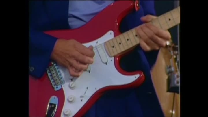 Видео: Eric Clapton & Supergroup - Before You Accuse Me; - V.A. - Live At Knebworth. 1080p. by zaza.