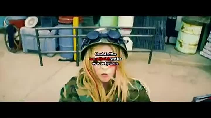 Видео: Avril Lavigne- Bad Girl (FT.mp4