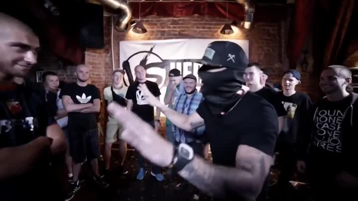 Billy Milligan - Вырезка из VERSUS BATTLE #1 Под Бит Wooden Production