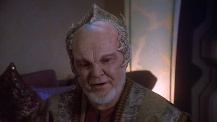 Видео: Babylon 5. Season 1 (1994) 18