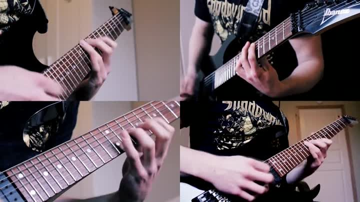 Game of Thrones Theme - Metal Guitar Cover [TABS] [Full HD]