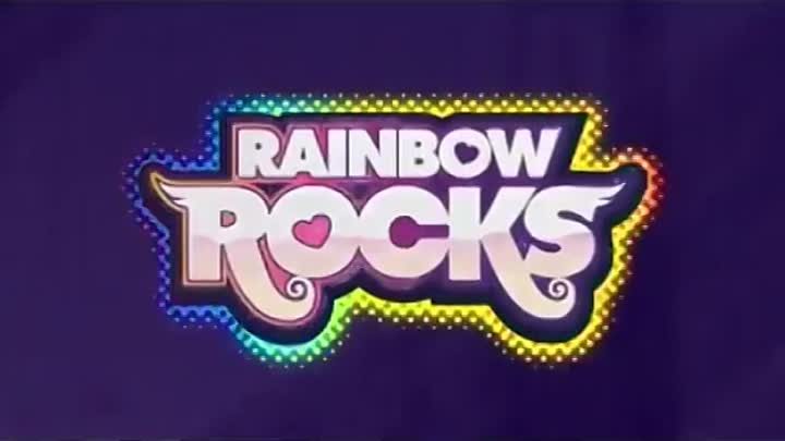 Equestria Girls- Rainbow Rocks (на русском)