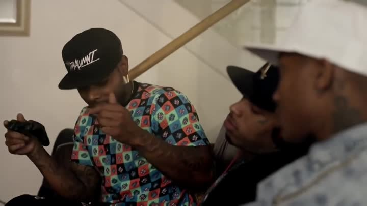 Kid Ink feat Chris Brown - Show Me Official Video (Explicit)