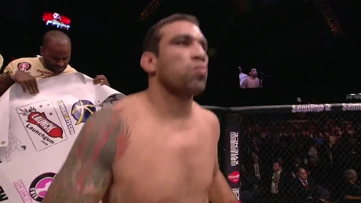 Junior dos Santos vs. Fabricio Werdum - UFC 90 - Silva vs. Cote - October 25, 2008