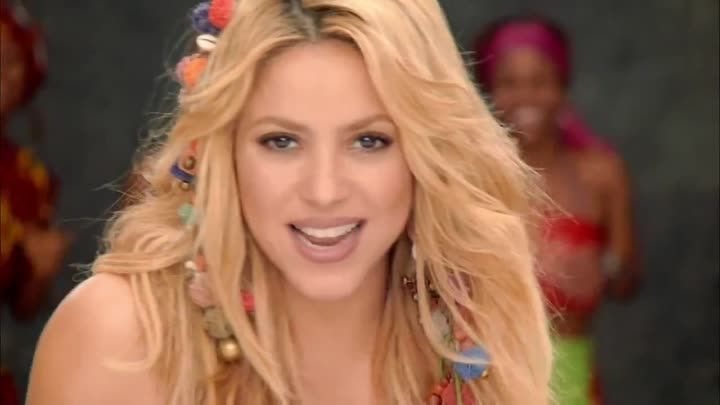 Видео: Shakira - Waka Waka (This Time for Africa) (The Official 2010 FIFA World Cup™ Song)