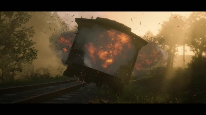 Видео: Red Dead Redemption 2 Launch Trailer