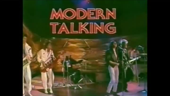 Modern Talking - Best 80's Remix (Piooner Studio Video Mix)_@