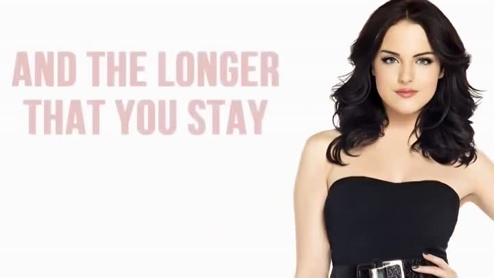 Elizabeth Gillies - 'You Don't Know Me' - Official Lyric Video
