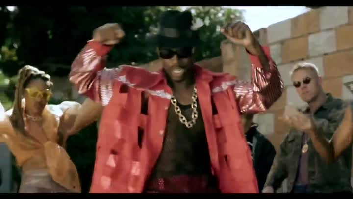Major Lazer &The Flexican & FS Green feat. Busy Signal - Watch Out For This (Bumaye) (Official Video).720