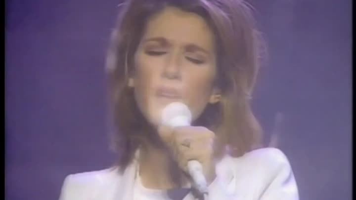 Celine Dion - All By Myself (Live Version) [Official Music Video] HQ