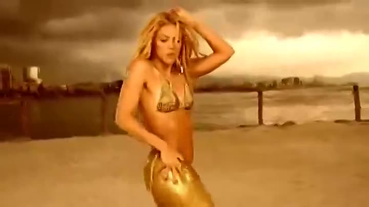 SHAKIRA ADDICTED TO YOU VIDEO OFICIAL VIDEOCLIP