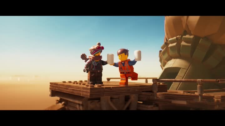 Видео: THE LEGO® MOVIE 2 - Official Trailer 2 - Warner Bros. UK