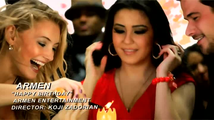 ARMENCHIK New Single ''Happy Birthday""