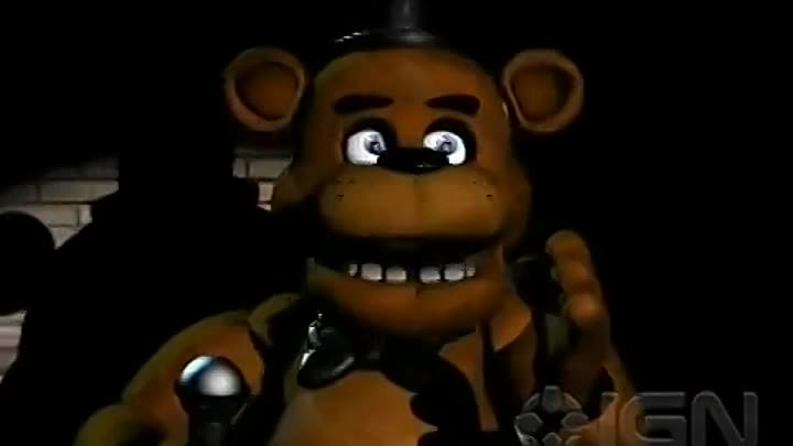 Five Nights at Freddy s Trailer