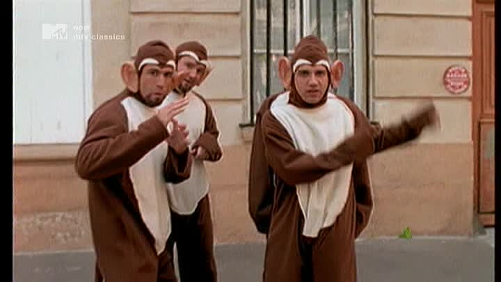 Видео: Bloodhound Gang - The Bad Touch @ 1999 MTV
