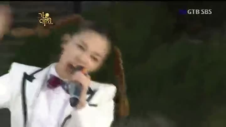 2009 SBS Gayo Daejun 1 part