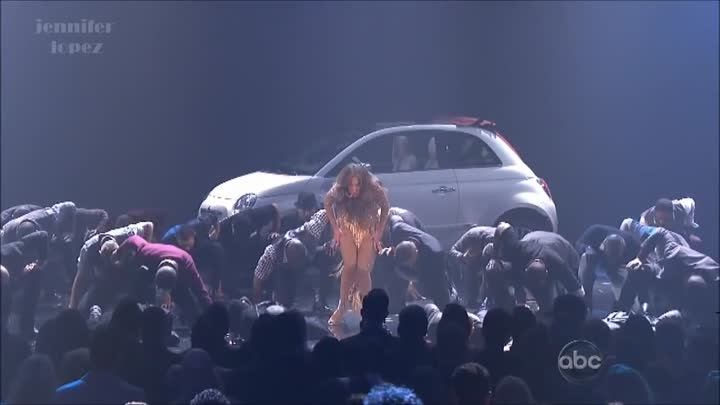 Jennifer Lopez - Until It Beats No More / Papi / On the Floor [American Music Awards 2011]