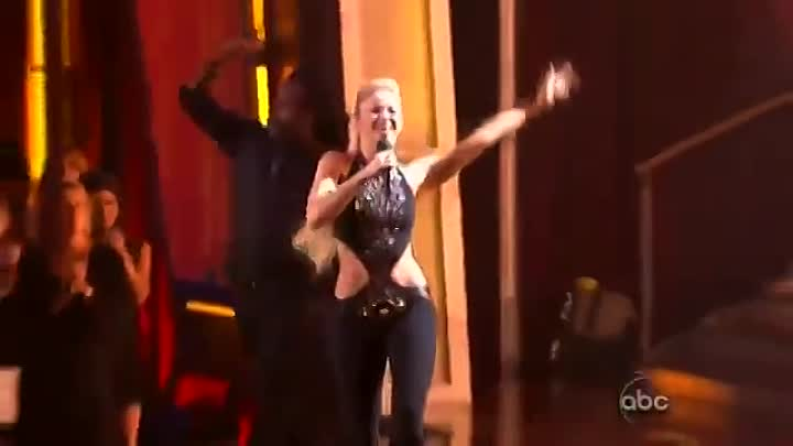Pitbull Ft Shakira Get It Started Live Performance DWTS Dance Dancing With The Stars I Dare You.mp4