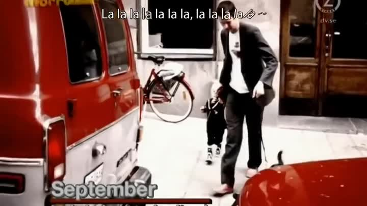 September - La La La ( Never Give it Up) {Amosoff Video an...}