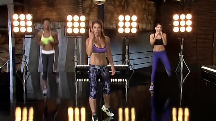 Видео: Jillian Michaels - One Week Shred (Workout 2)