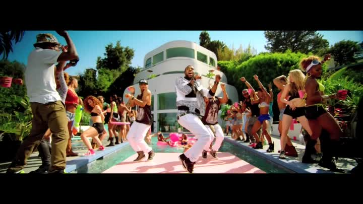 Jason Derulo feat. Snoop Dogg - Wiggle - 2014 - Official Video - Full HD 1080p - группа Танцевальная Тусовка HD / Dance Party HD