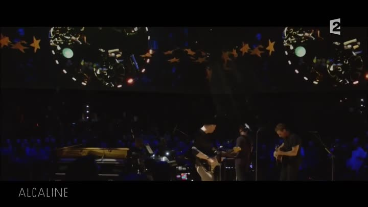 Coldplay - Ink (France 2, Alcaline, Le Concert)