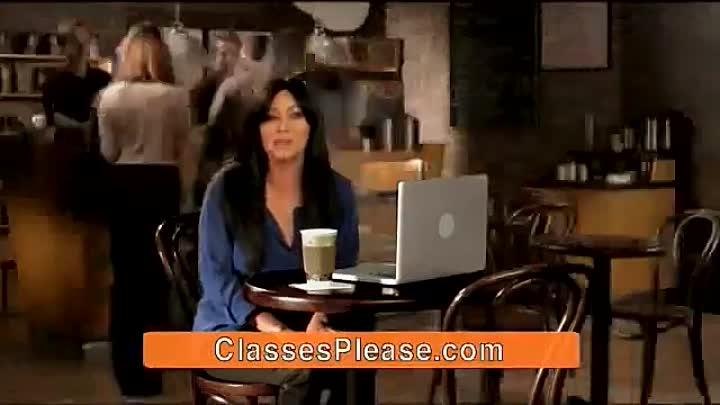 Видео: Shannen Doherty - Education Connection Commercial