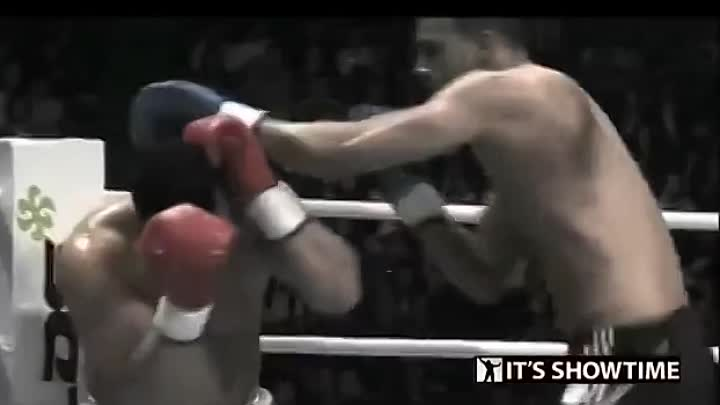 HIGHLIGHT- Badr Hari - His kickboxing era - IT-u0027S SHOWTIME