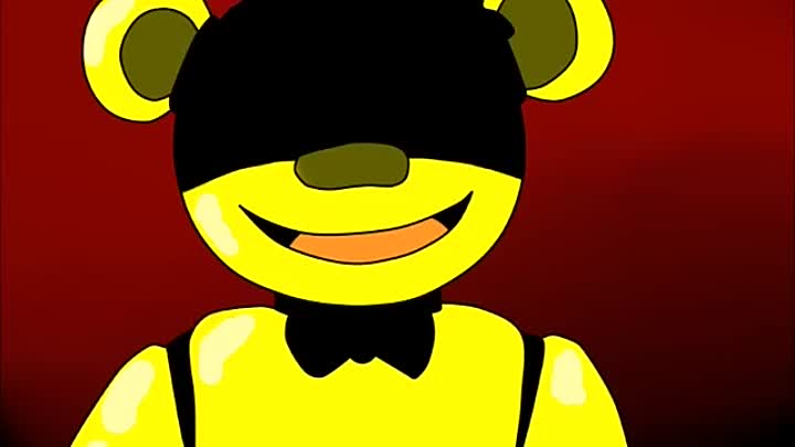 "Видео: FNAF 3 ""Just Gold"" animation (Finished)"