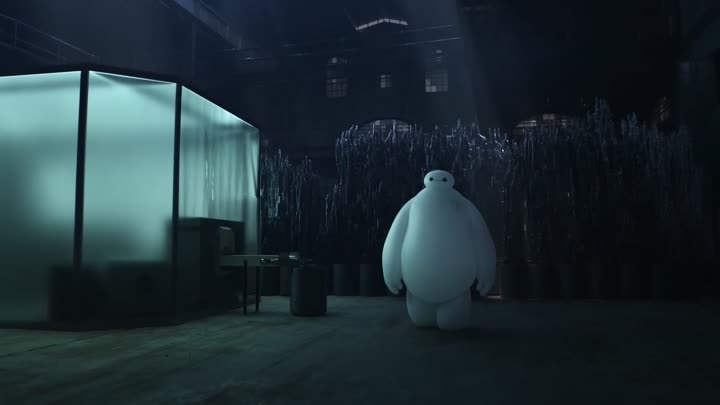 Видео: Город героев . Big Hero 6 (2014) HDRip-1080p . D . Трейлер