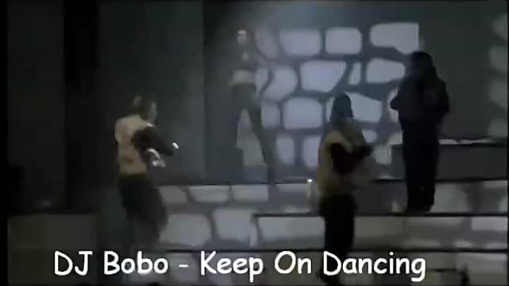 DJ Bobo Keep On Dancing rmx