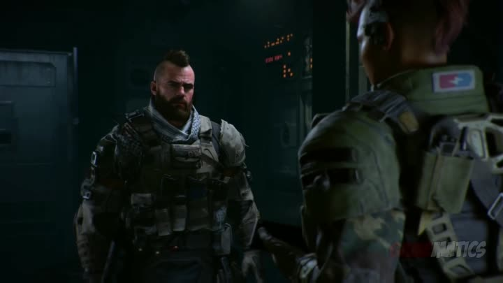 Видео: Call Of Duty Black Ops 4 - Game Movie
