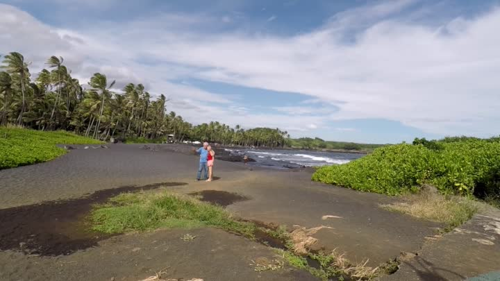 Видео: The Big Island of Hawai'i November, 2018 Part 7