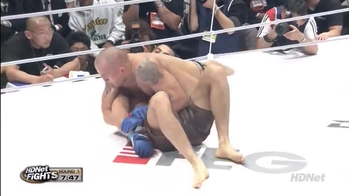Гегард Мусаси - Денис Кан (29.08.2008) Dream 2 - Gegard Mousasi vs. Denis Kang