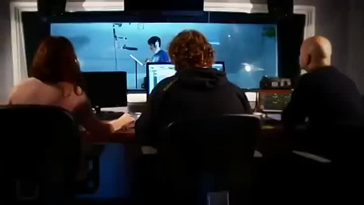 Behind the Scenes - Merlin The Game - The Voice-Over Sessions - featuring Colin Morgan