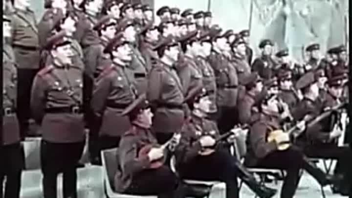 "The Red Army Choir - ""Vasya-Vasilyok"""