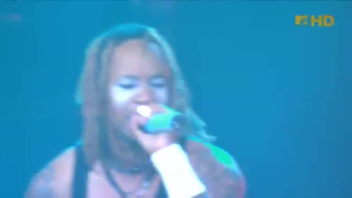 Видео: The Prodigy - Their law live Rock Am Ring 2009