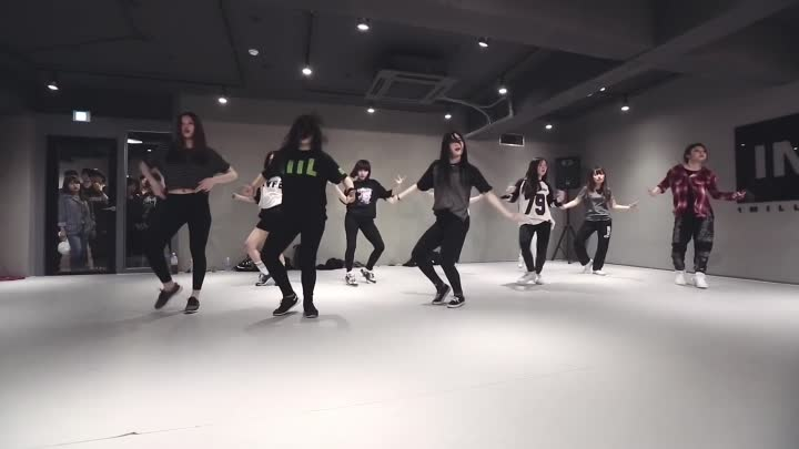Mina Myoung Choreography / Bitch Better Have My Money - Rihanna