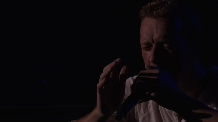 Coldplay - Midnight (live 2014)